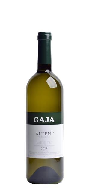2018 Langhe Sauvignon Alteni di Brassica (0,75L) - Gaja
