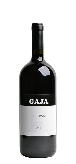 2015 Barolo Sperss (1,5L) - Gaja