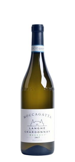 2017 Chardonnay 'Buschet' (0,75L) - Moccagatta