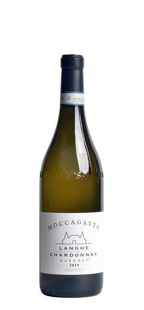 2019 Langhe Chardonnay Buschet (0,75L) - Moccagatta