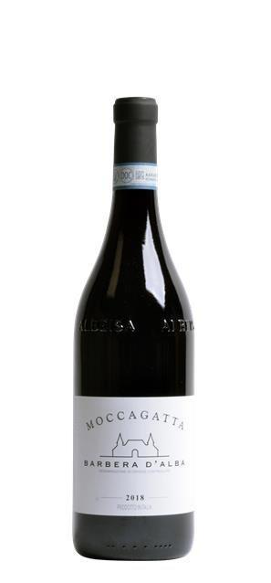 2018 Barbera d'Alba (0,75L) - Moccagatta