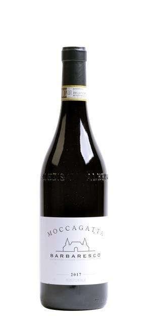 2017 Barbaresco (0,75L) - Moccagatta