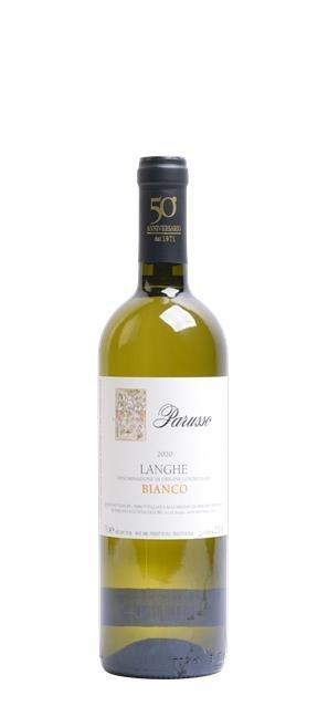 2020 Langhe Bianco (0,75L) - Parusso