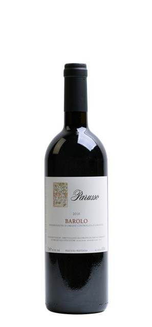 2016 Barolo (0,75L) - Parusso