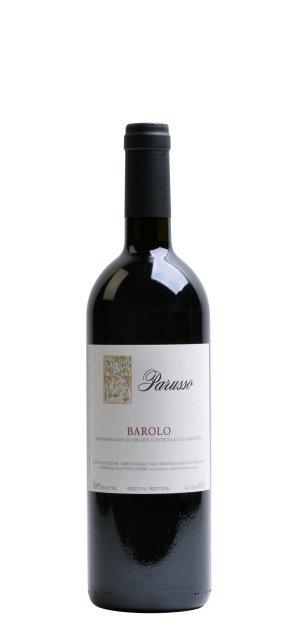2017 Barolo (0,75L) - Parusso