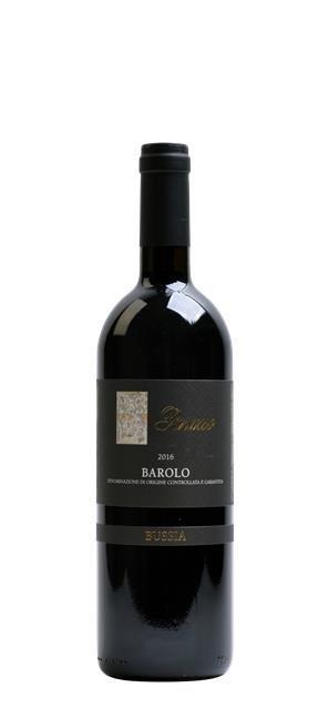 2016 Barolo Bussia (0,75L) - Parusso