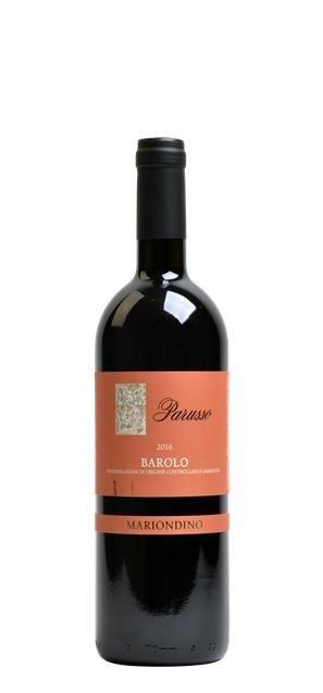 2016 Barolo Mariondino (0,75L) - Parusso