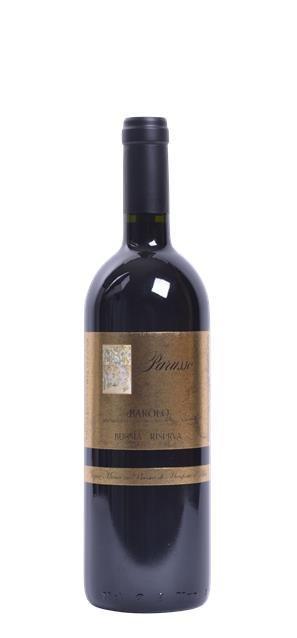 1999 Barolo Riserva Oro Munie (0,75L) - Parusso