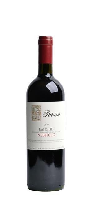 2019 Langhe Nebbiolo  (0,75L) - Parusso