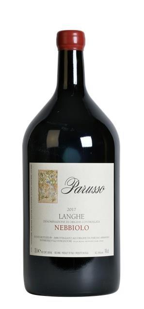 2017 Nebbiolo Langhe (3,0L) - Parusso
