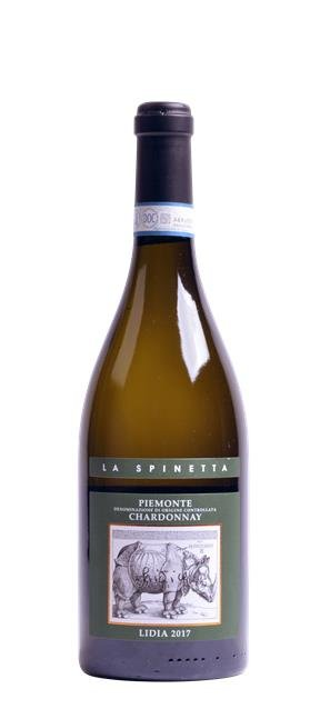 2017 Chardonnay Lidia (0,75L) - La Spinetta