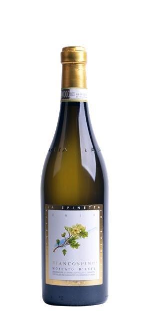 2019 Moscato d'Asti Biancospino (0,75L) - La Spinetta