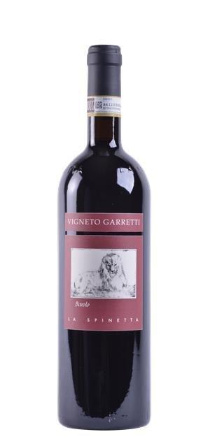 2015 Barolo Garretti (0,75L) - La Spinetta