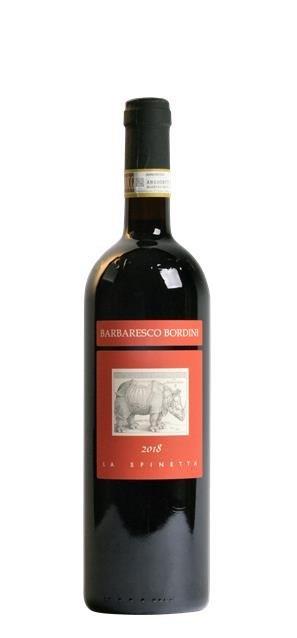 2018 Barbaresco Bordini (0,75L) - La Spinetta