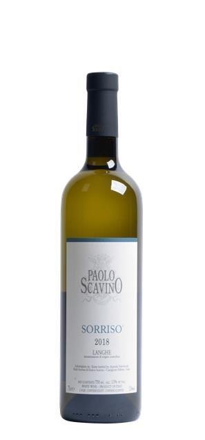 2018 Sorriso Bianco (0,75L) - Scavino Paolo