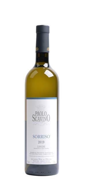 2019 Langhe Bianco Sorriso  (0,75L) - Scavino Paolo