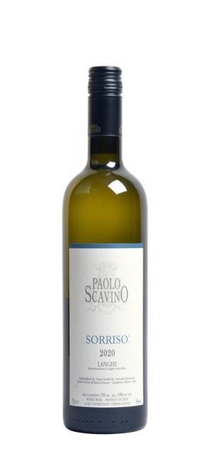 2020 Langhe Bianco Sorriso (0,75L) - Scavino Paolo
