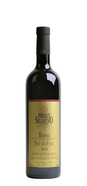 2015 Barolo Bric Del Fiasc (0,75L) - Scavino Paolo
