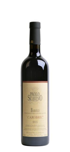 2015 Barolo Carobric (0,75L) - Scavino Paolo