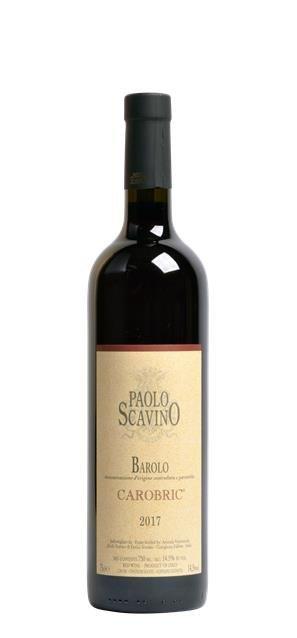 2016 Barolo Carobric (0,75L) - Scavino Paolo
