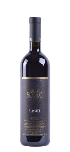 2012 Barolo Cannubi (0,75L) - Scavino Paolo