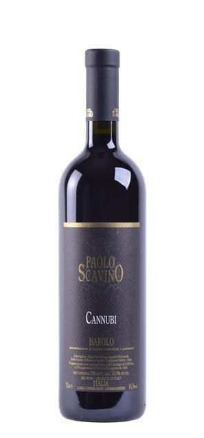 2014 Barolo Cannubi (0,75L) - Scavino Paolo
