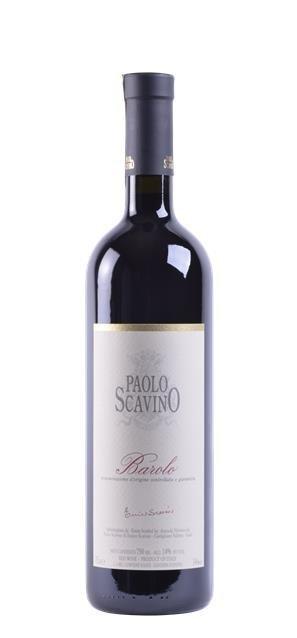 2014 Barolo (0,75L) - Scavino Paolo