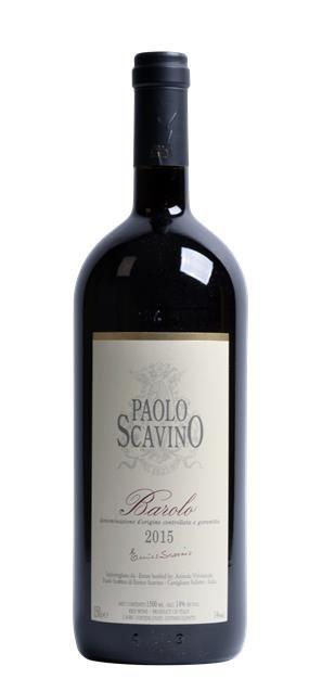 2015 Barolo (1,5L) - Scavino Paolo