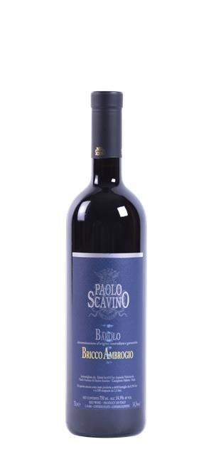2014 Barolo Bricco Ambrogio (0,75L) - Scavino Paolo