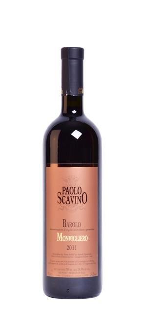 2011 Barolo Monvigliero (0,75L) - Scavino Paolo