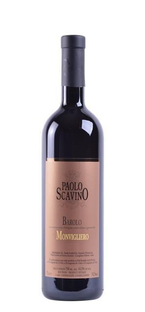 2014 Barolo Monvigliero (0,75L) - Scavino Paolo