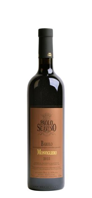 2015 Barolo Monvigliero (0,75L) - Scavino Paolo