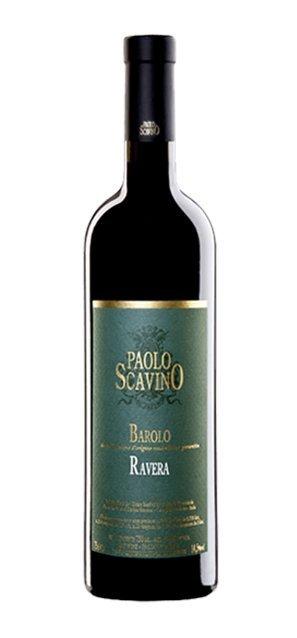 2015 Barolo Ravera (0,75L) - Scavino Paolo