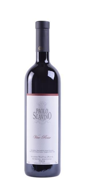 2016 Rosso (0,75L) - Scavino Paolo