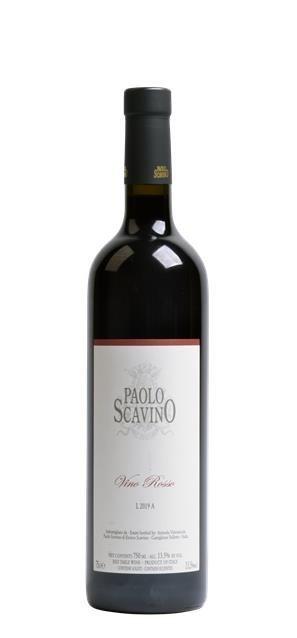 2019 Vino Rosso (0,75L) - Scavino Paolo
