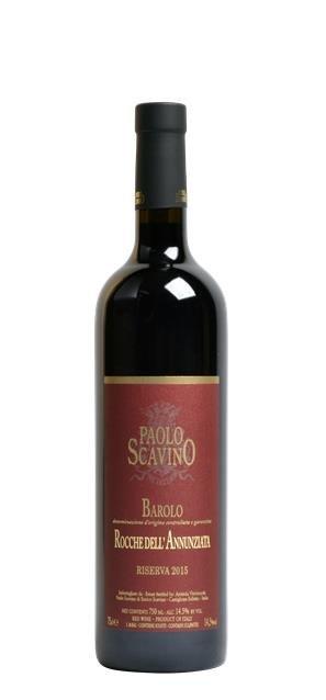 2015 Barolo Riserva Rocche del Annunziata (0,75L) - Scavino Paolo