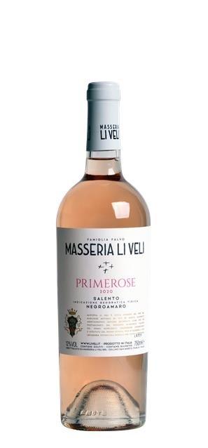2020 Salento Rosato Primerose (0,75L) - Li Veli