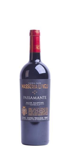 2017 Passamante Salice Salentino (0,75L) - Li Veli