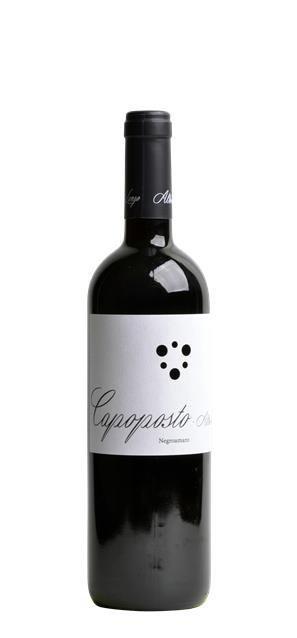 2017 Negroamaro Capoposto  (0,75L) - Alberto Longo