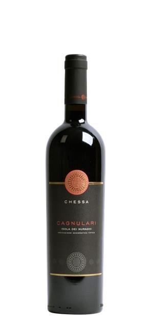 2018 Cagnulari (0,75L) - Chessa