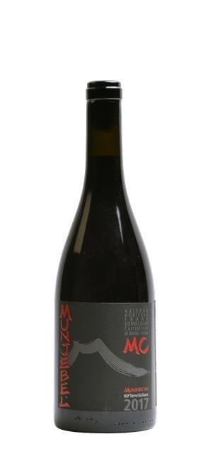 2017 Munjebel Rosso Monte Colla (0,75L) - Frank Cornelissen