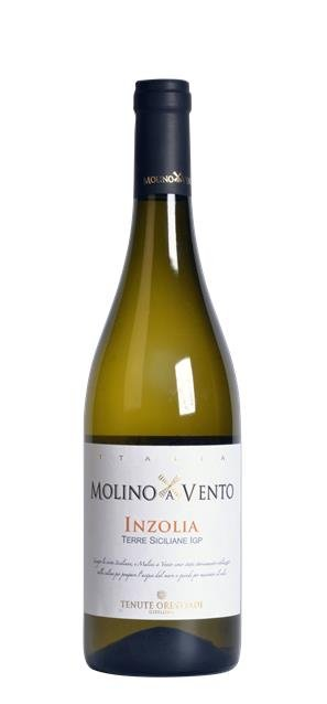 2018 Inzolia (0,75L) - Molino a Vento