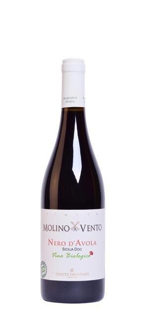 2018 Nero d'Avola Bio (0,75L) - Molino a Vento