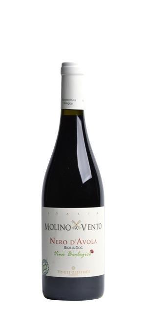 2019 Molino a Vento Nero d'Avola Bio (0,75L) - Molino a Vento