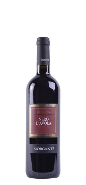 2016 Nero d'Avola (0,75L) - Morgante