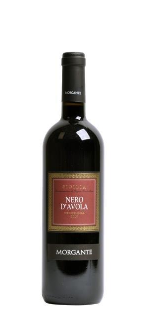 2017 Nero d'Avola (0,75L) - Morgante