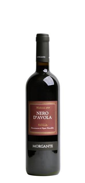 2018 Nero d'Avola (0,75L) - Morgante
