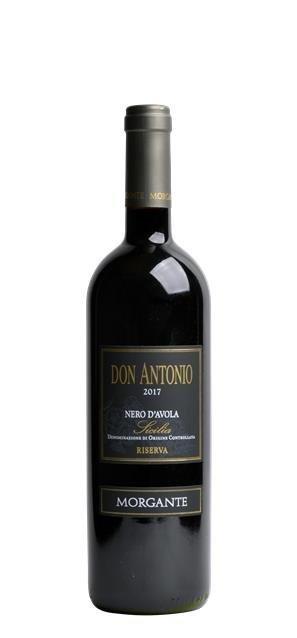 2017 Nero d'Avola Riserva Don Antonio (0,75L) - Morgante