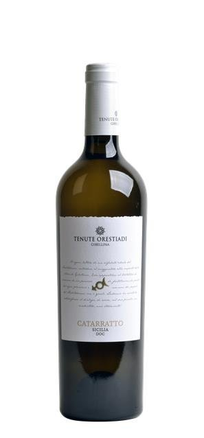 2018 Catarratto (0,75L) - Tenute Orestiadi