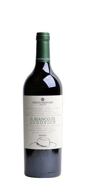 2017 Il Bianco di Ludovico (0,75L) - Tenute Orestiadi